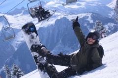 Skifreizeit nach Kaltenbach 2008