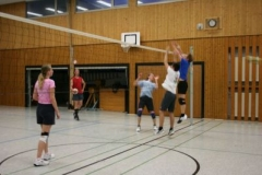 Unsere Volleyball Gruppe 2007