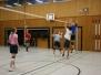 Unsere Volleyball Gruppe 2007
